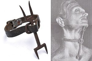 Pointy Neck 3 Medieval Torture Devices