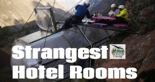 Strange Hotel Rooms