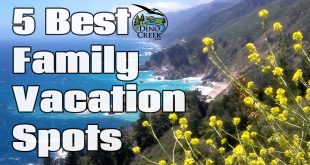 5 top family vacation spots