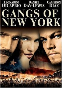Gangs of New York Movie Poster