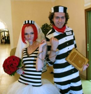 Prison Weddings