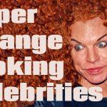 Top 5 Celebrities With the Strangest Looks