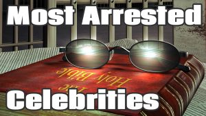 Arrested Celebrities