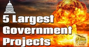 Largest Government Projects