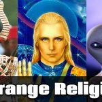 5 Strangest Religions