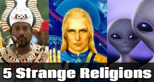 5 Strange Religions