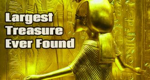 Largest Treasure Ever