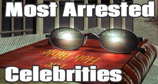 Arrested Celebrities