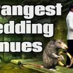 10 Strangest Places People Get Married | Strange Wedding Venues